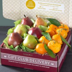 Golden State Premium Duo Monthly Fruit Club - 3 Month Club